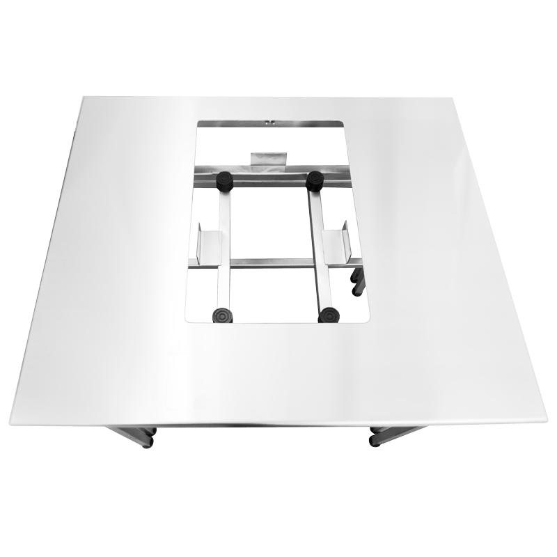 Table antivibratoire inoxydable SAL/H - Radwag Les Balances Electroniquesview:2