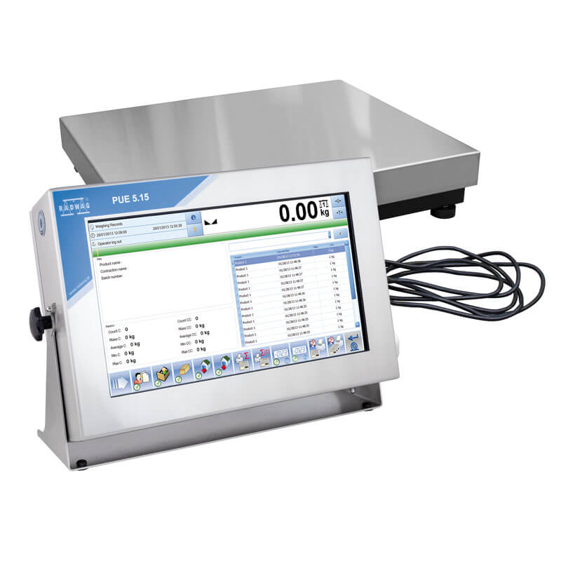 TMX15R.300.C3.K Multifunctional Scale