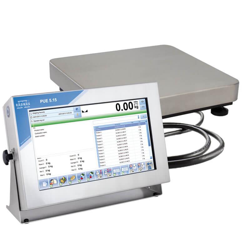 Balance multifonctionnelle TMX15R.300.C2.K - Radwag Les Balances Electroniquesview:1