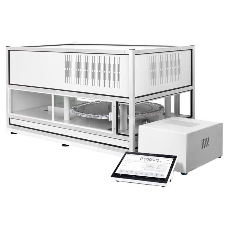 Automatyczny komparator masy UMA 5 view:1