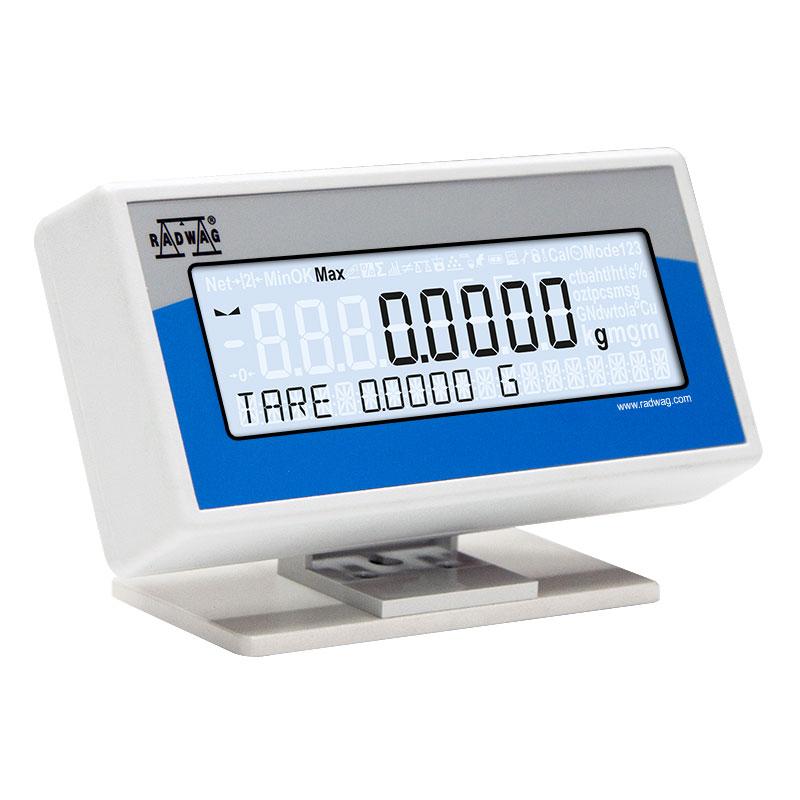 Wyświetlacz LCD WD-6 w obudowie plastikowej view:1