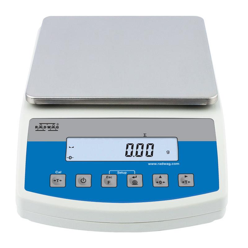Balance de précision WLC 1/A2/C/2 - Radwag Les Balances Electroniquesview:2