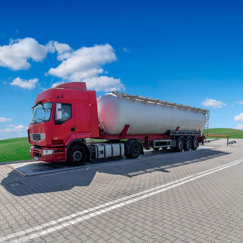 Waga samochodowa betonowa WMT 18.60BZ view:1