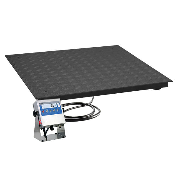 WPT/4 3000 C10/EX 4 Load Cell Platform Scales view:1