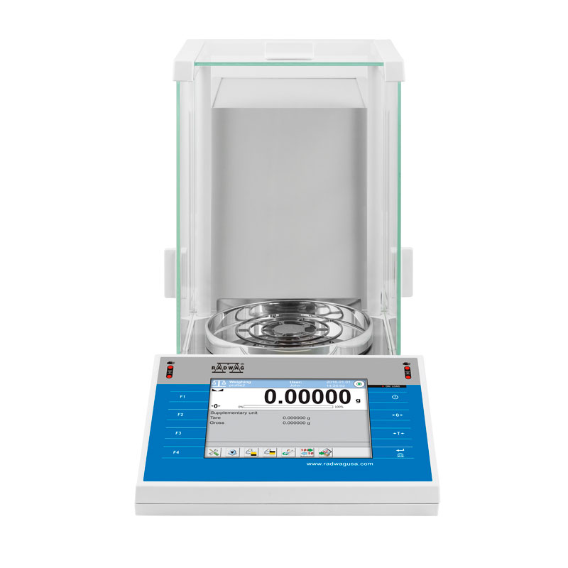 XA 82/220.4Y Analytical Balance view:3