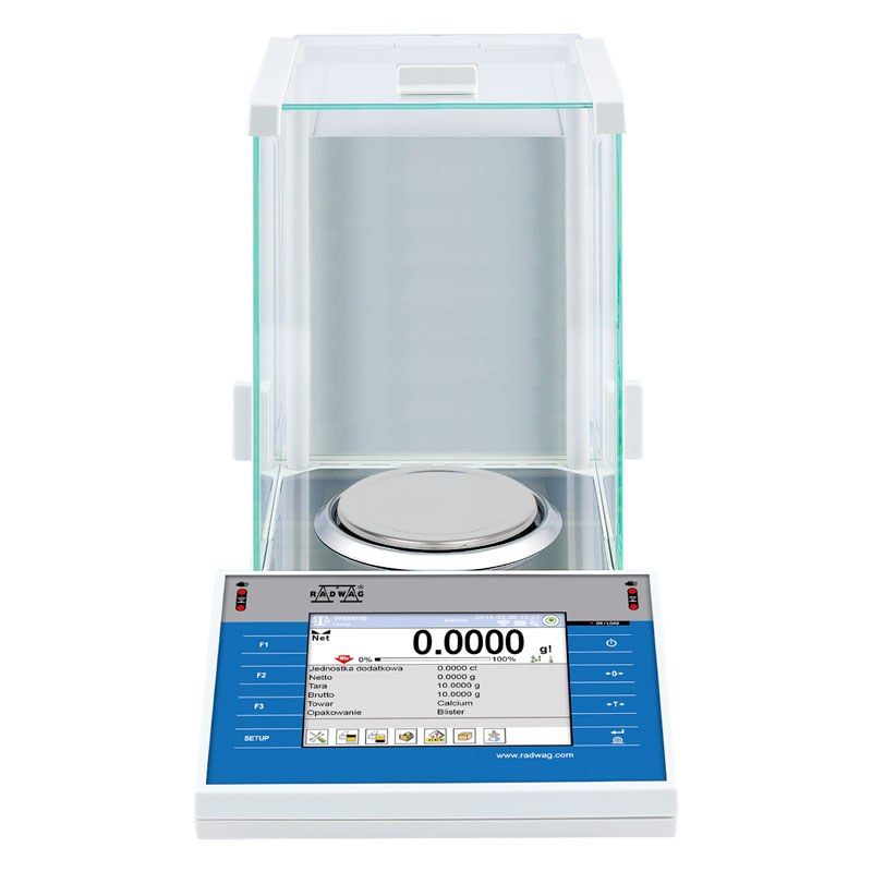 XA 310.4Y Analytical Balance view:2