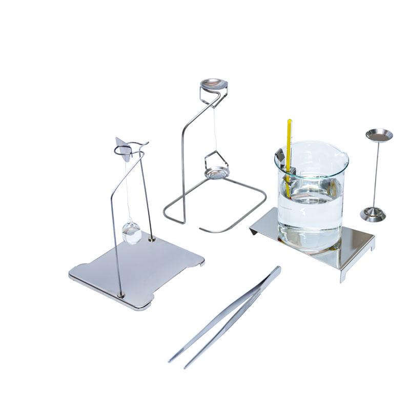 KIT128 -juego para determinar la densidad de los cuerpos fijos y liquidos  view:3