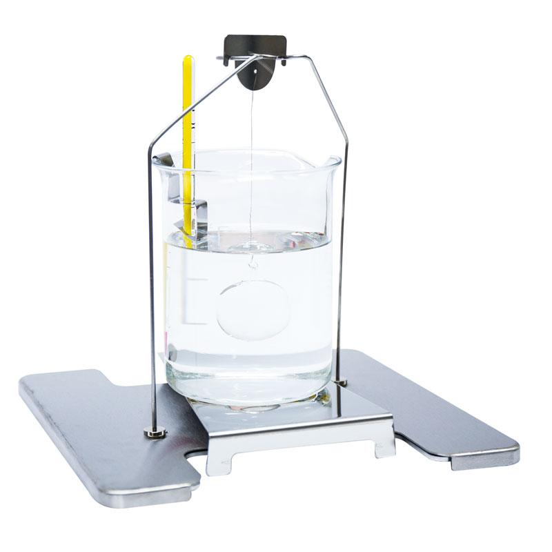 KIT 195 - Kit pour indication de densité d'états solides et de liquides  - Radwag Les Balances Electroniquesview:1