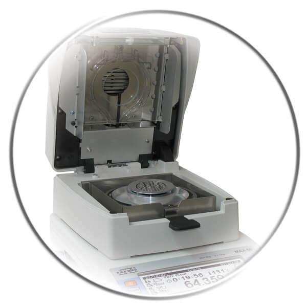 Kit pour déterminer la perméabilité de la vapeur d'eau - Radwag Les Balances Electroniquesview:2